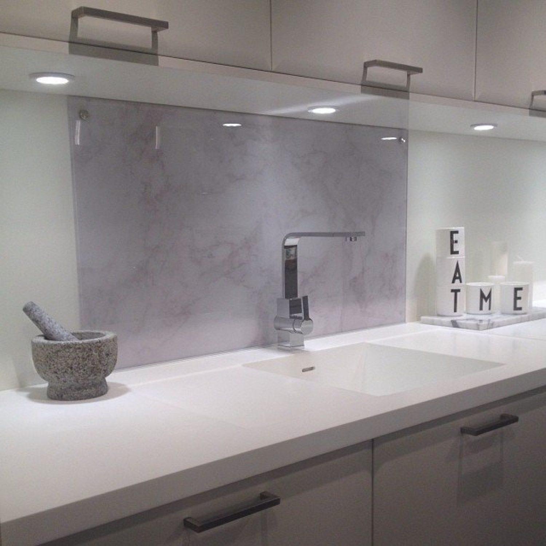 Galleri | Glass over kjøkkenbenk 11