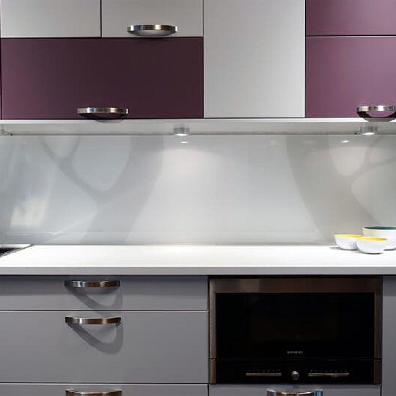 Galleri | Glass over kjøkkenbenk 14