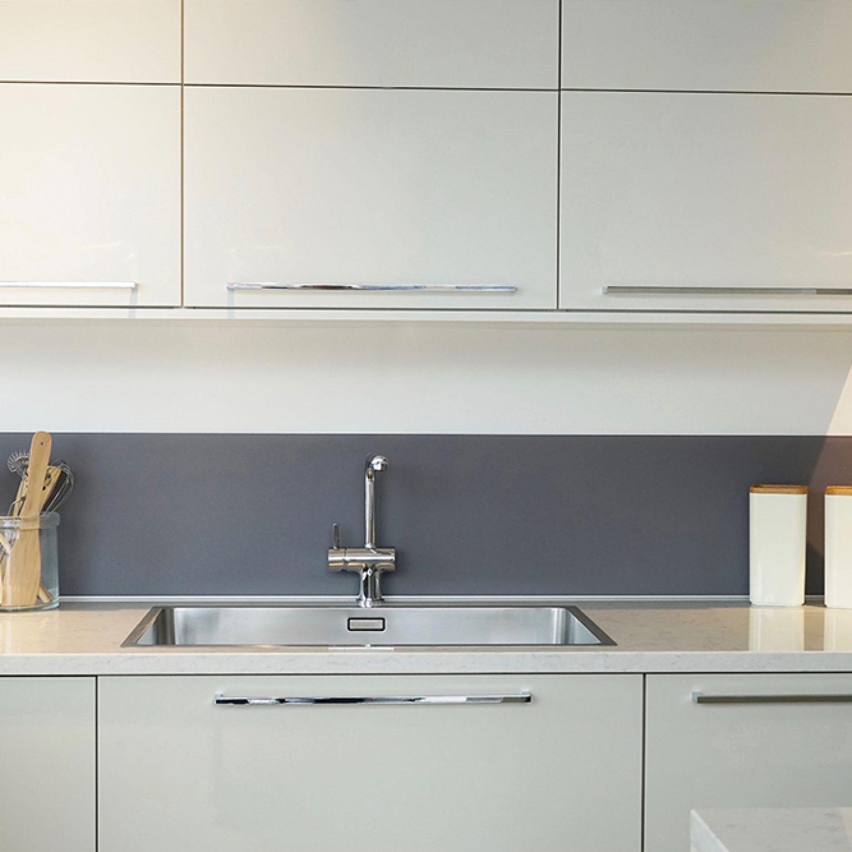 Galleri | Glass over kjøkkenbenk 3