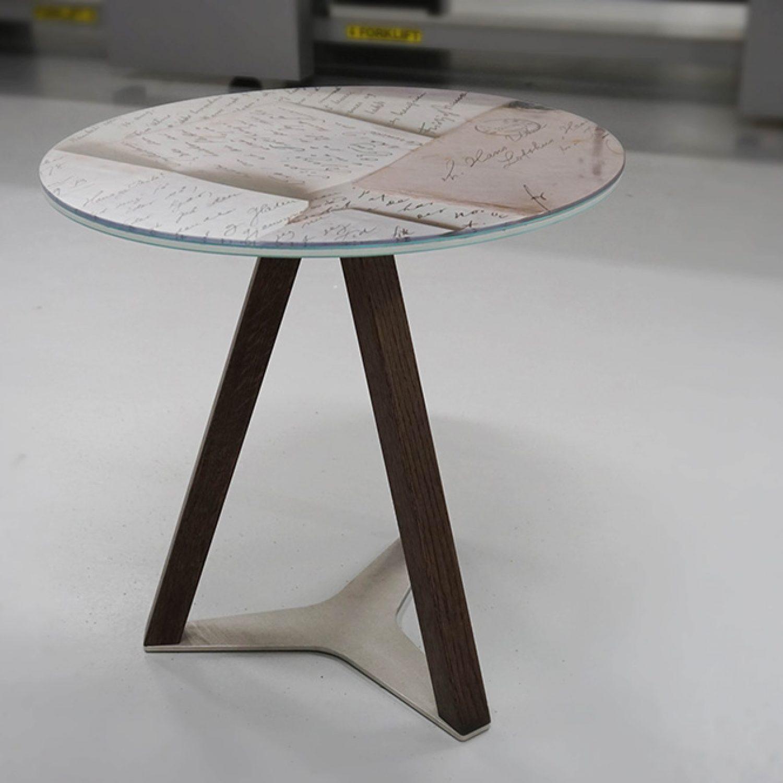 Designglass bord 2